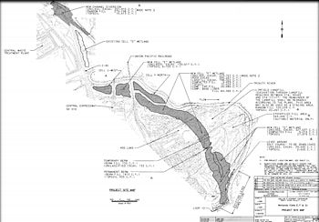 Thumbnail view of Lower Chain of Wetland Map